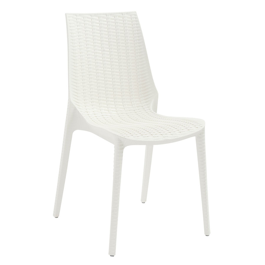 Lennox Linen Modern Dining Chair