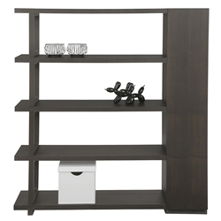 lucky contemporary bookcase