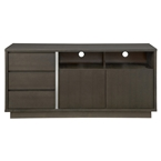 lucky sideboard in charcoal finish