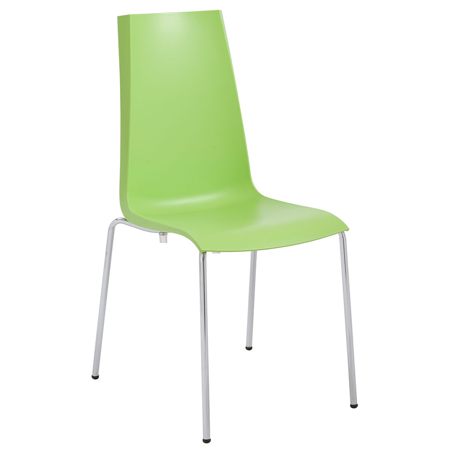 Maddox Green Modern Dining Chair