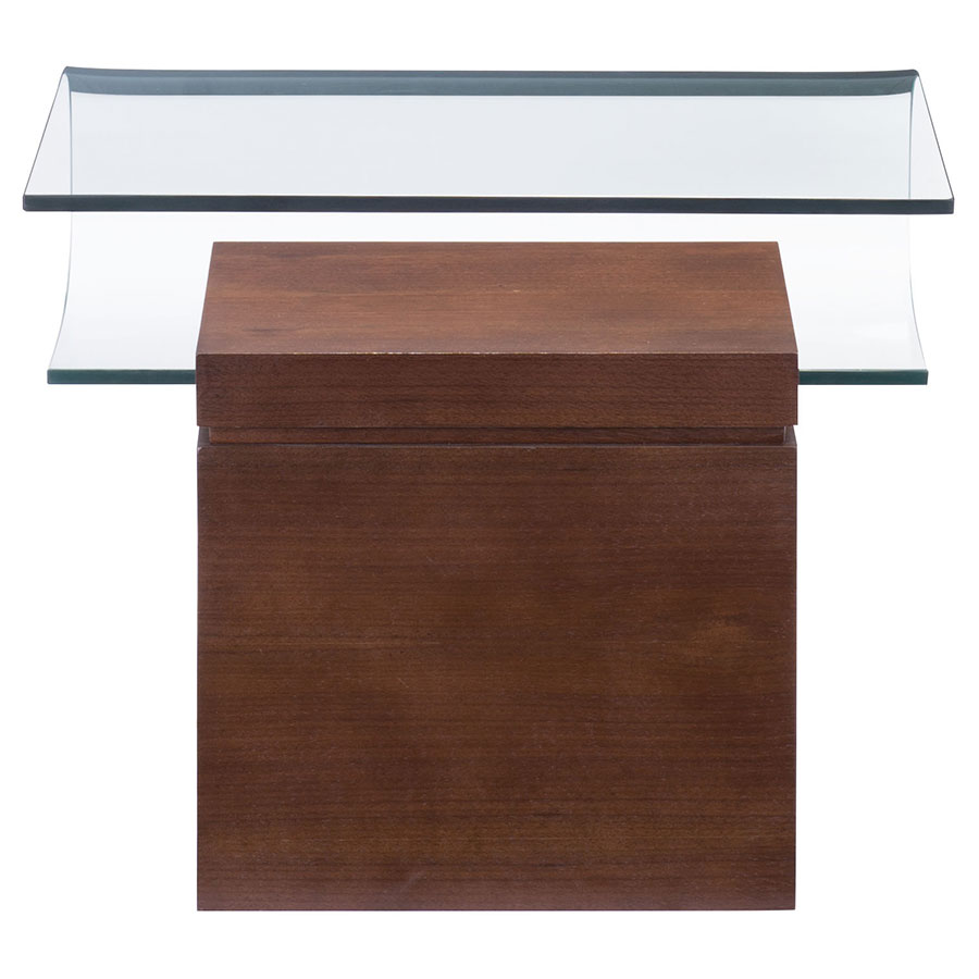 Madge Contemporary End Table