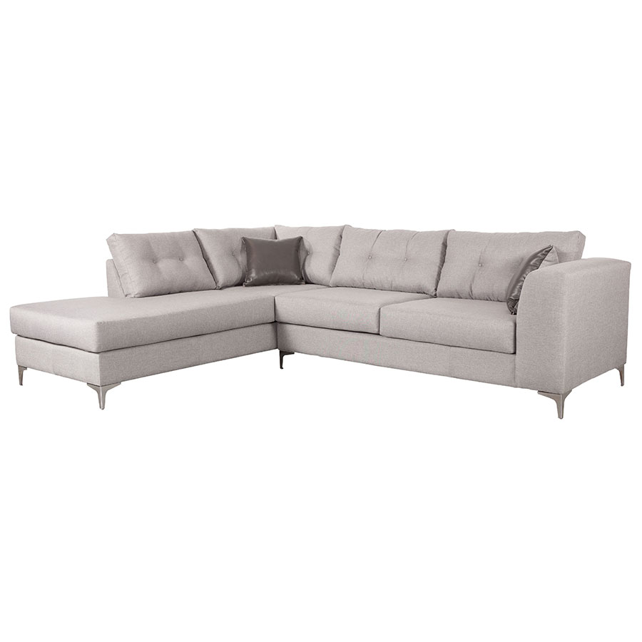 Malik Left Hand Modern Sectional