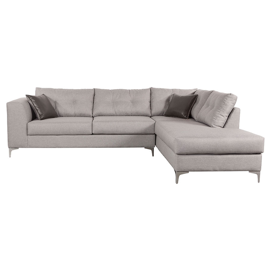 Malik Right Hand Contemporary Sectional