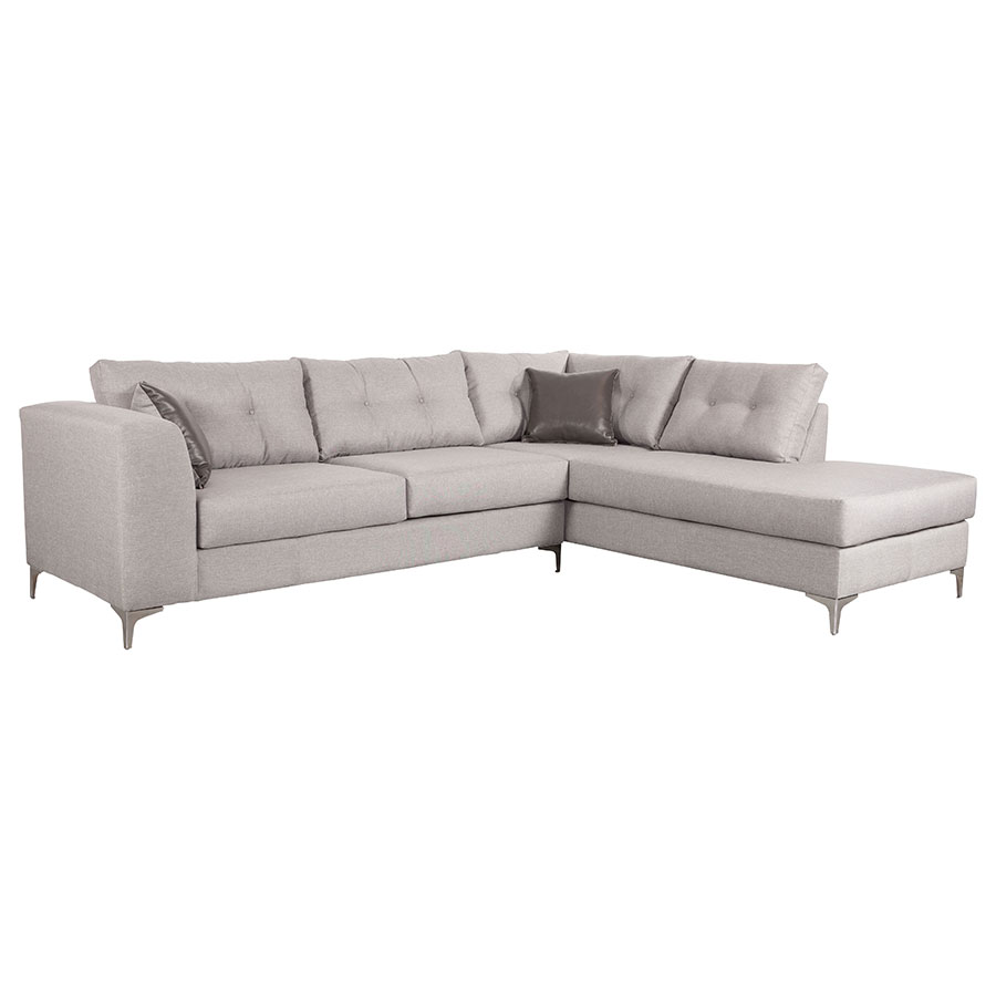 Malik Right Hand Modern Sectional