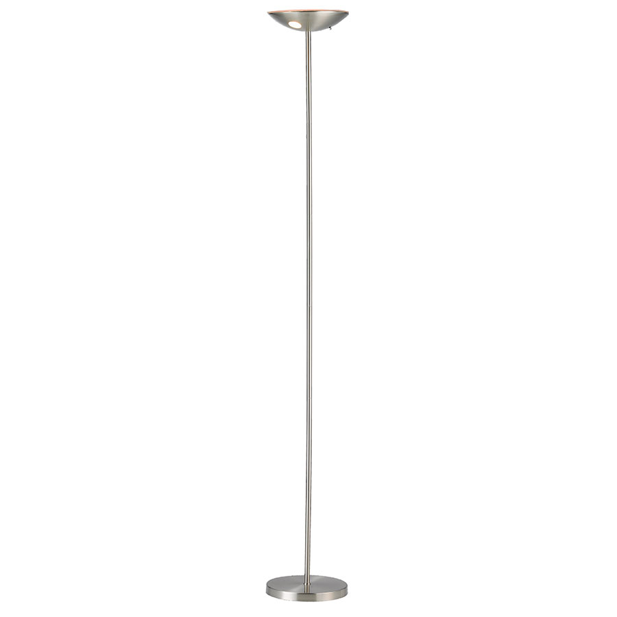 Manny LED Contemporary Floor Lamp
