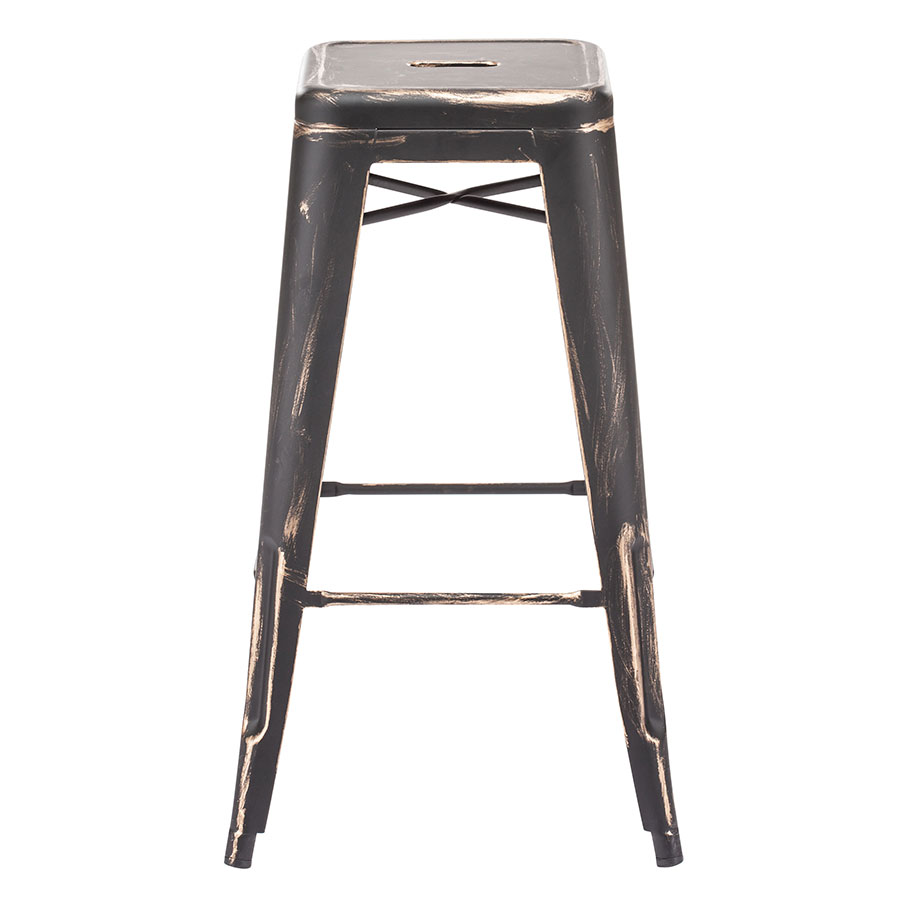 Manu Set of 2 Modern Bar Stools