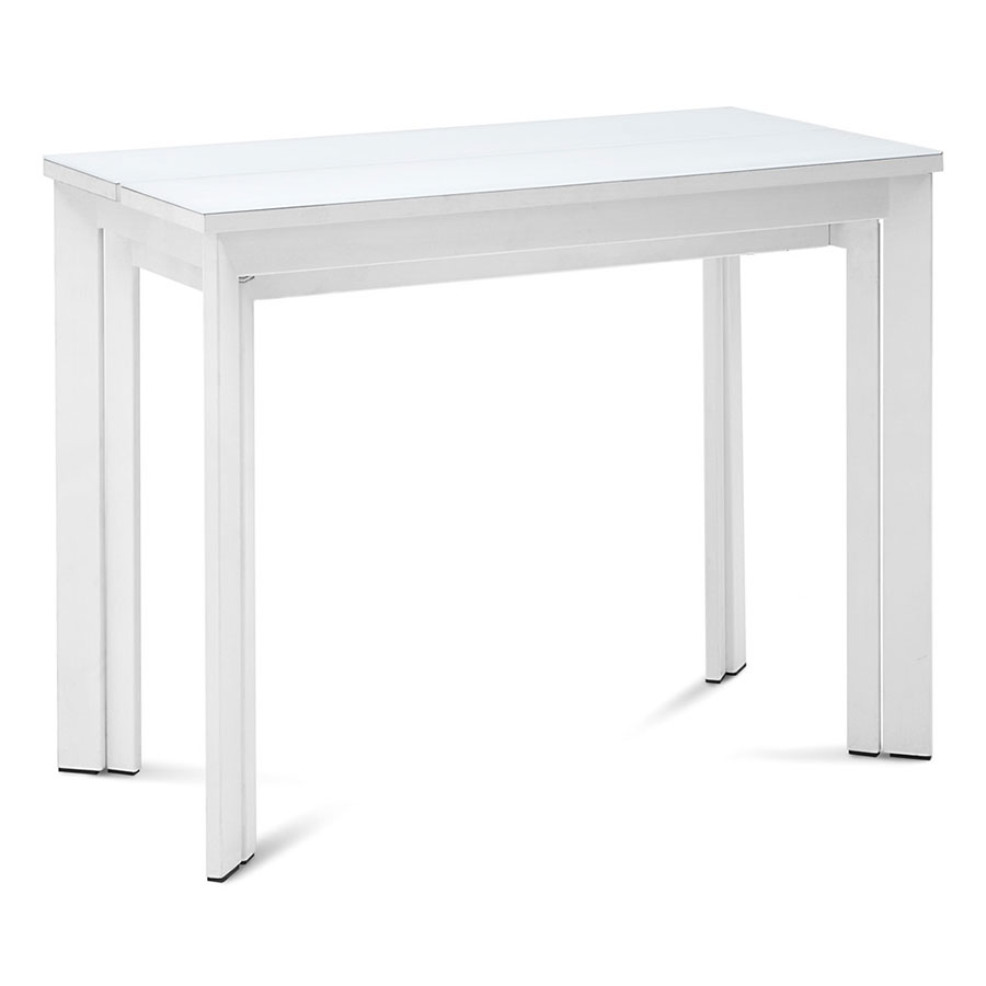 Marcia White Contemporary Extension Dining + Console Table