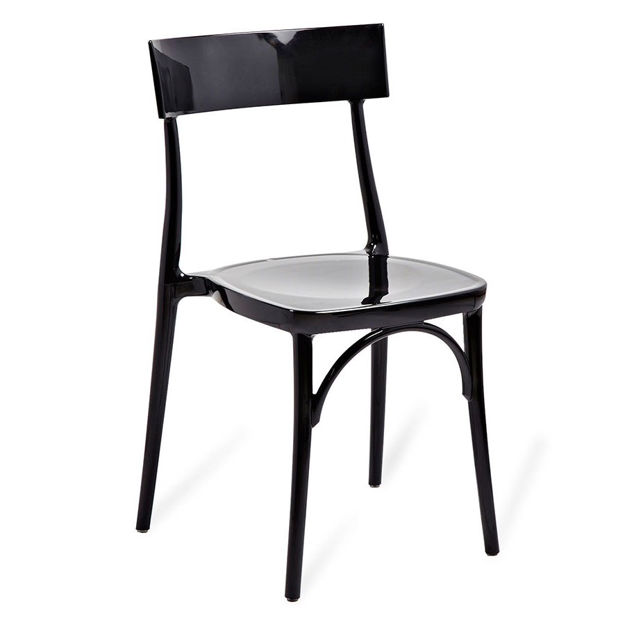 Marco Black Modern Side Chair