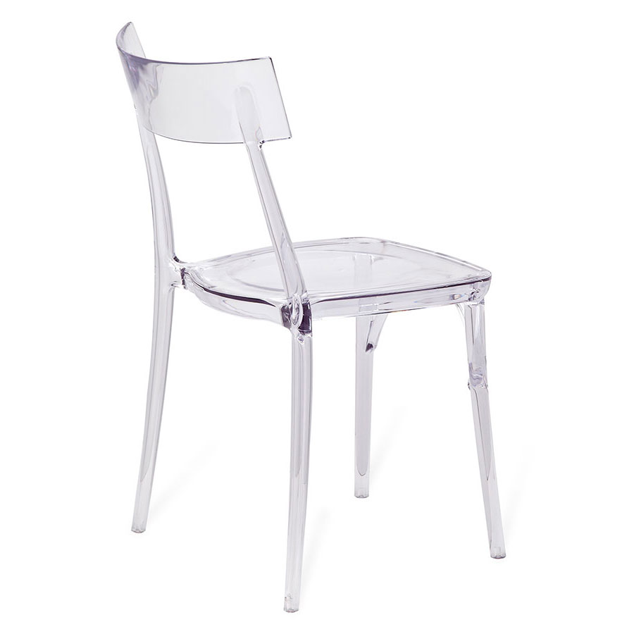 Marco Clear PC Contemporary Side Chair