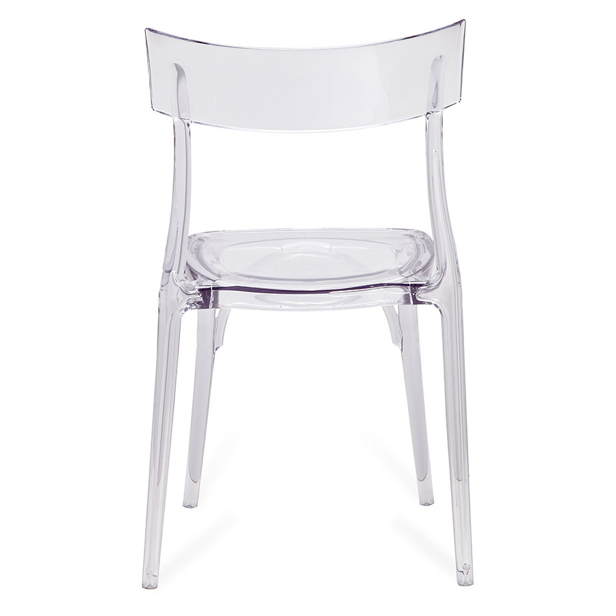 Marco Clear Polycarbonate Modern Side Chair