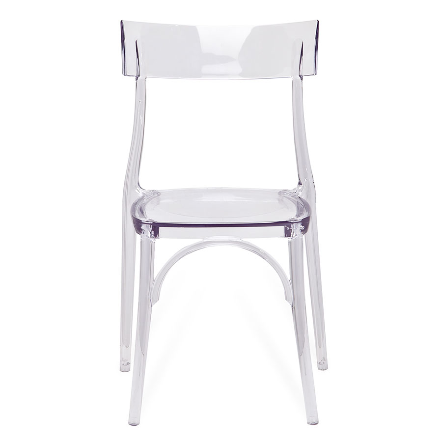 Marco Clear Contemporary Side Chair
