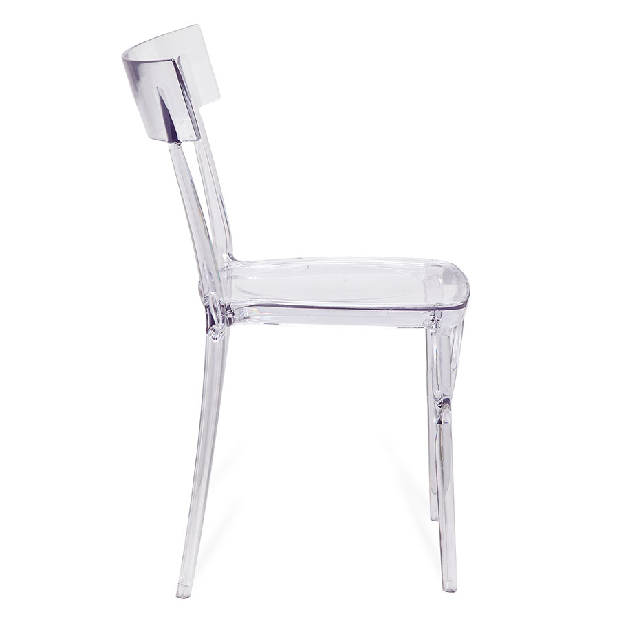 Marco Clear PC Modern Side Chair