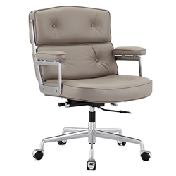 Maren Gray Modern Office Chair