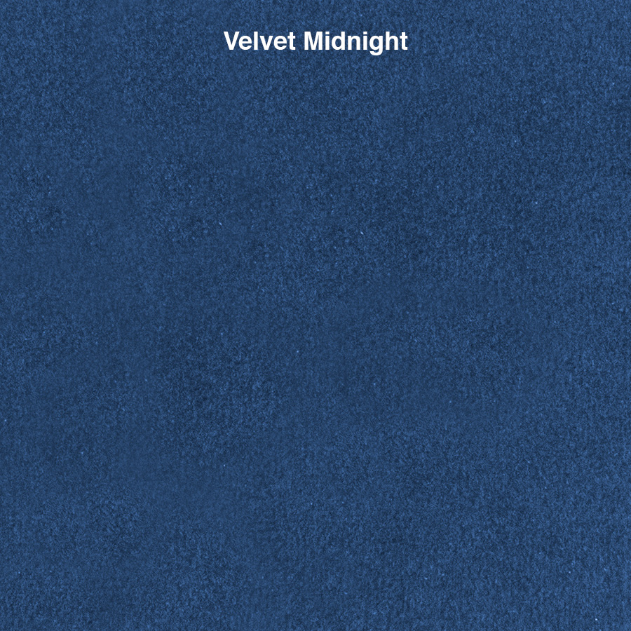 Gus Modern - Velvet Midnight Fabric
