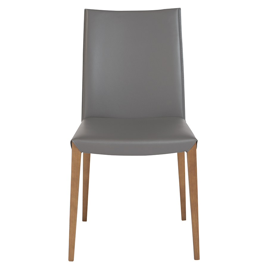Maricella Anthracite Contemporary Dining Chair