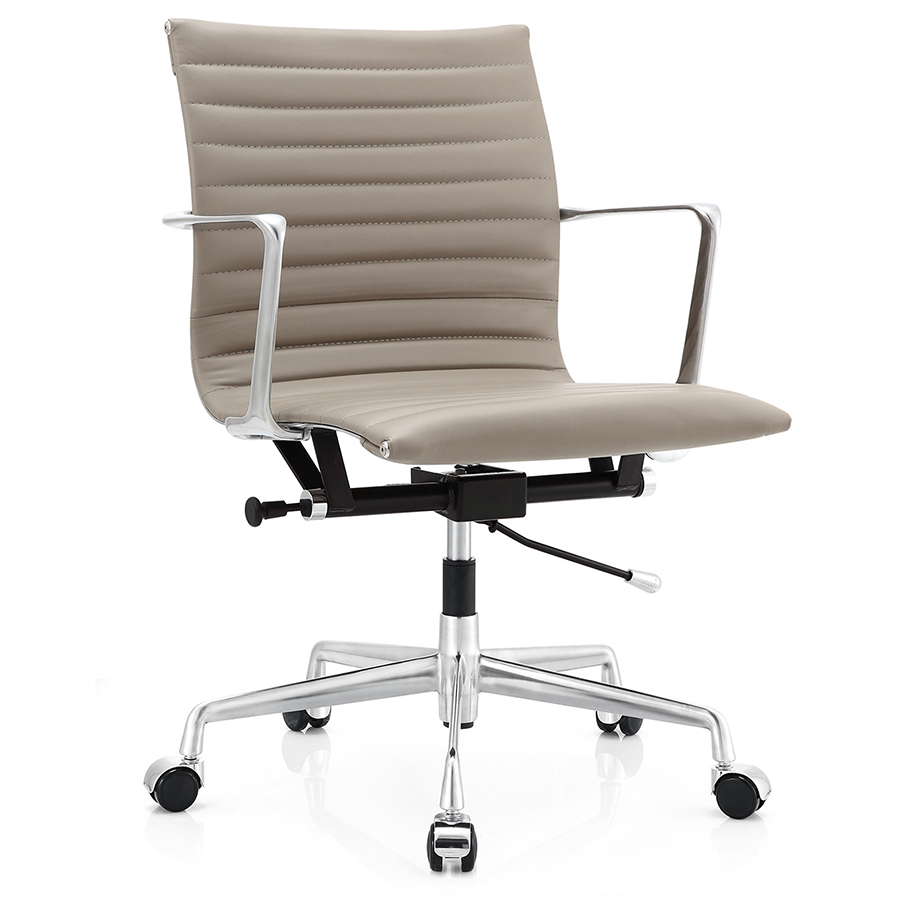 Marquis Gray Modern Office Chair