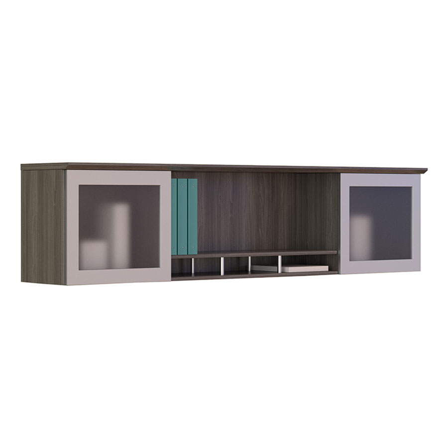 Maya Wall Mount Modern Hutch