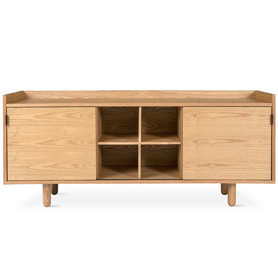Mimico Contemporary Cabinet in Ash by Gus Modern