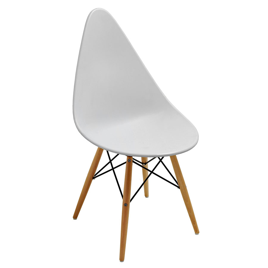 Myron Gray Modern Side Chair
