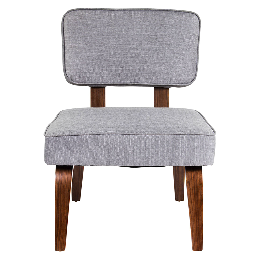 Norwich Gray Contemporary Chair