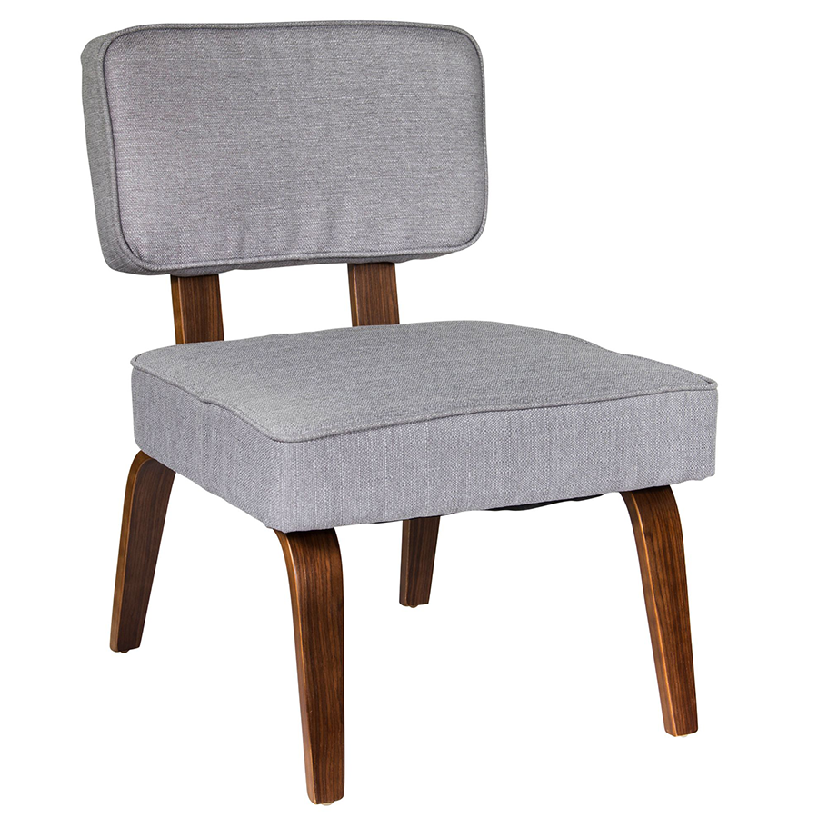 Norwich Gray Modern Chair