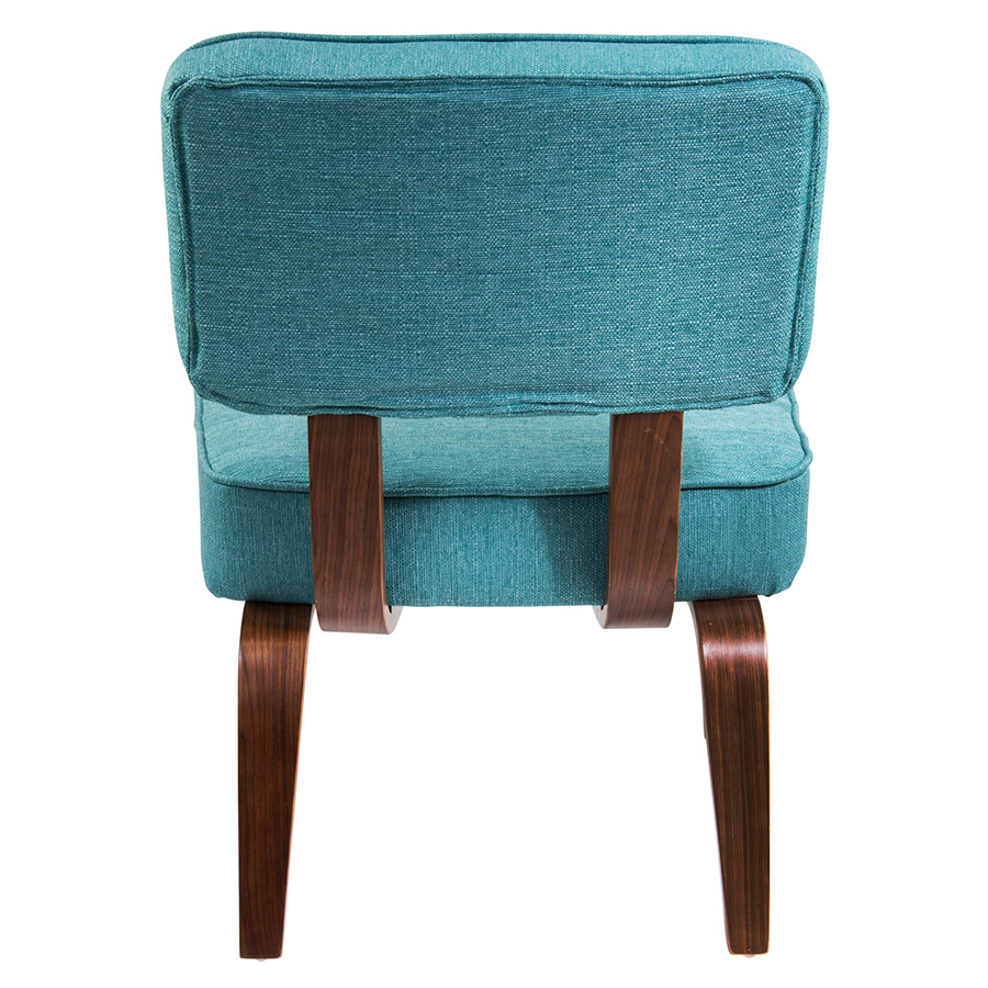 Norwich Teal Modern Accent Chair
