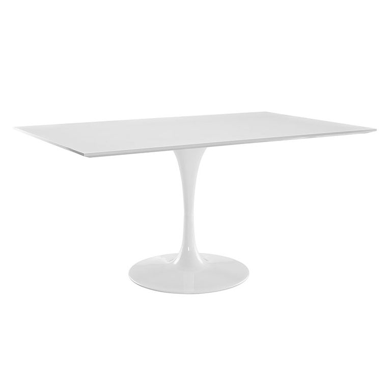 "Odyssey 60"" Rectangle Modern Dining Table"