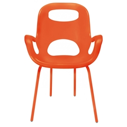 Oh Dining Chair in Orange