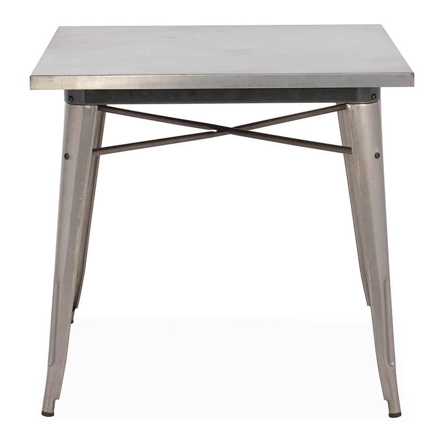 Oly Industrial Style Dining Table