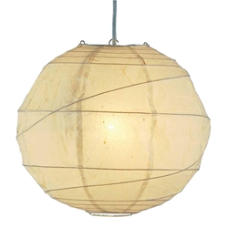 Orb Large Hanging Accent Pendant Lamp