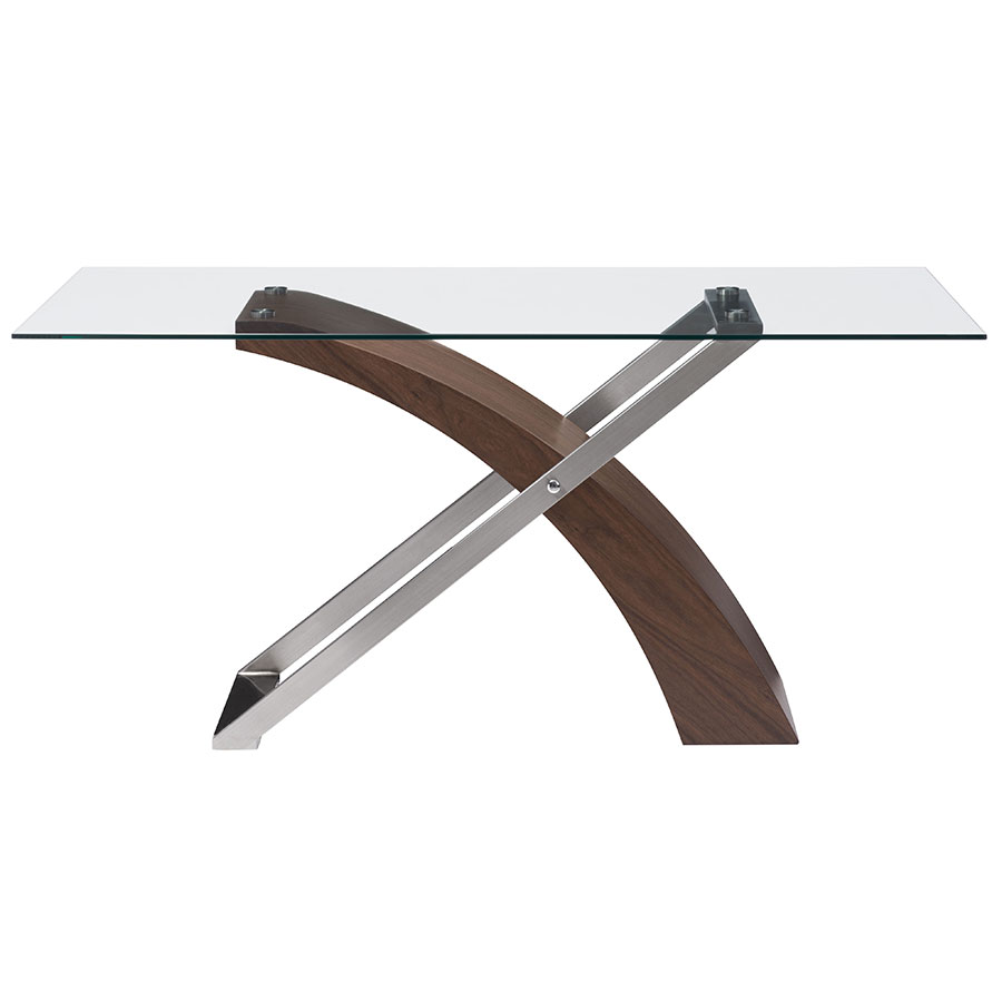 Orlando Modern Dining Table - Side View