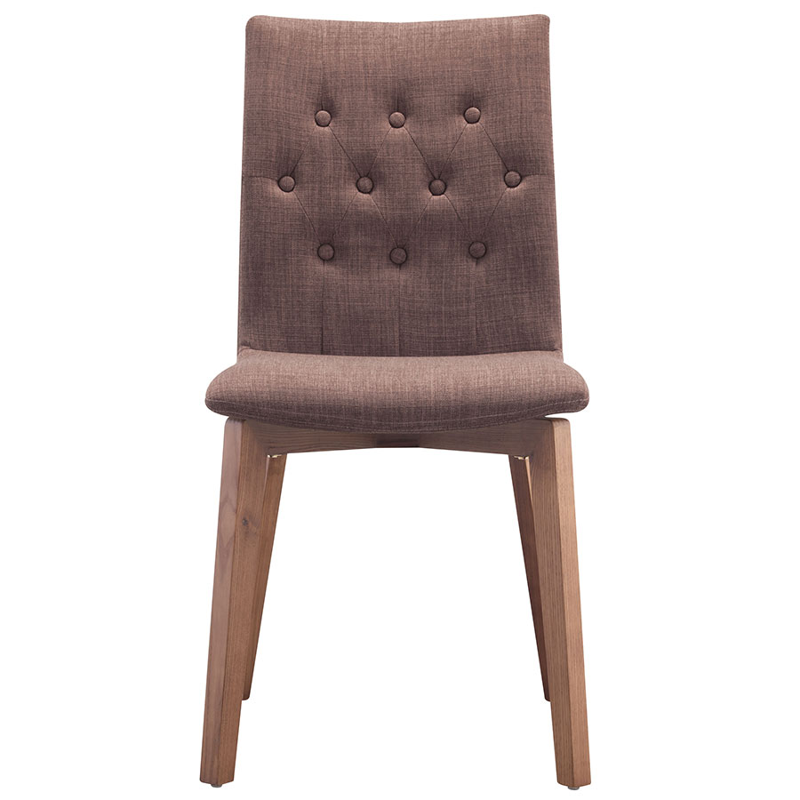 Orson Tobacco Contemporary Dining Chair
