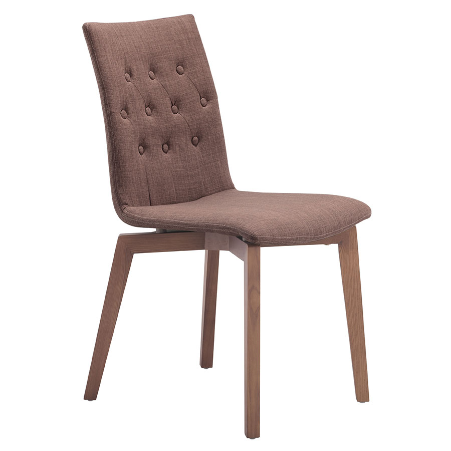 Orson Tobacco Modern Dining Chair