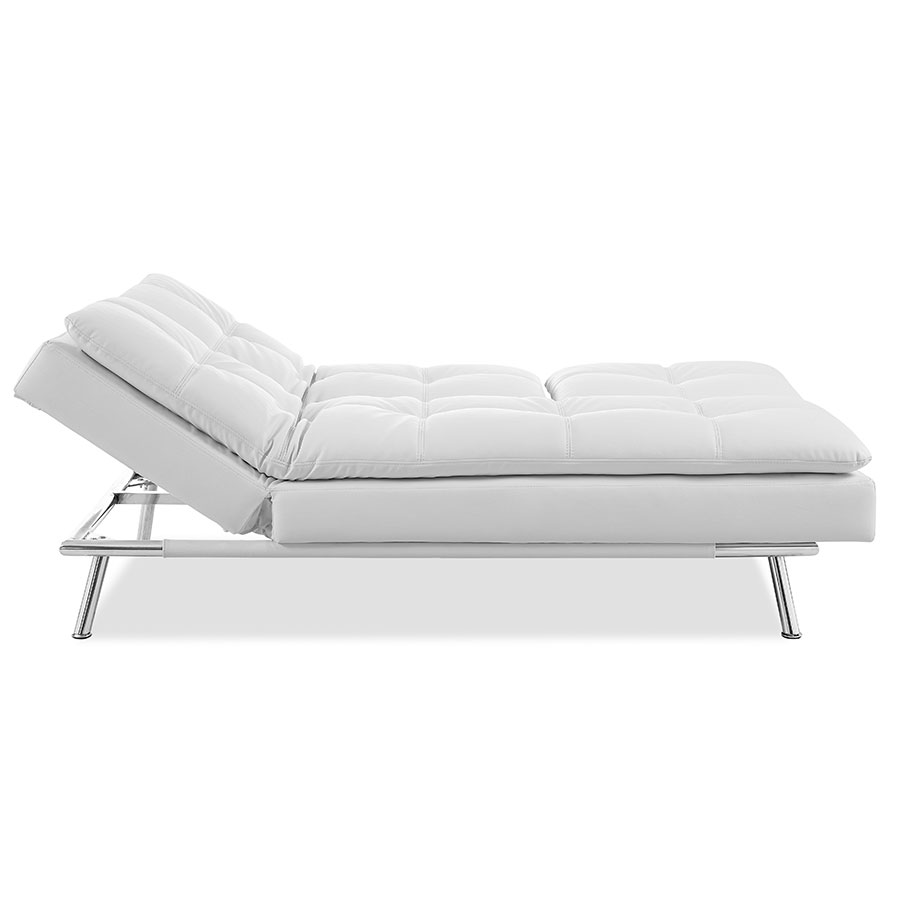 Palisades Contemporary Sleeper Sofa - Chaise Position