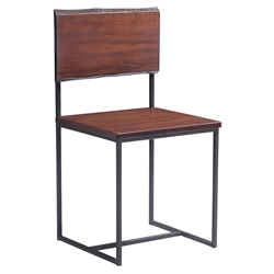 Palo Alto Rustic Modern Dining Chair