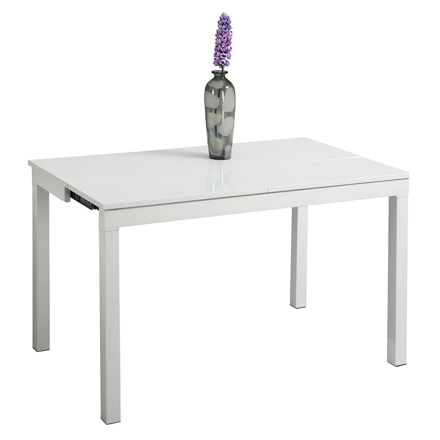 Passage convertible console dining table eurway - Console convertible table ...