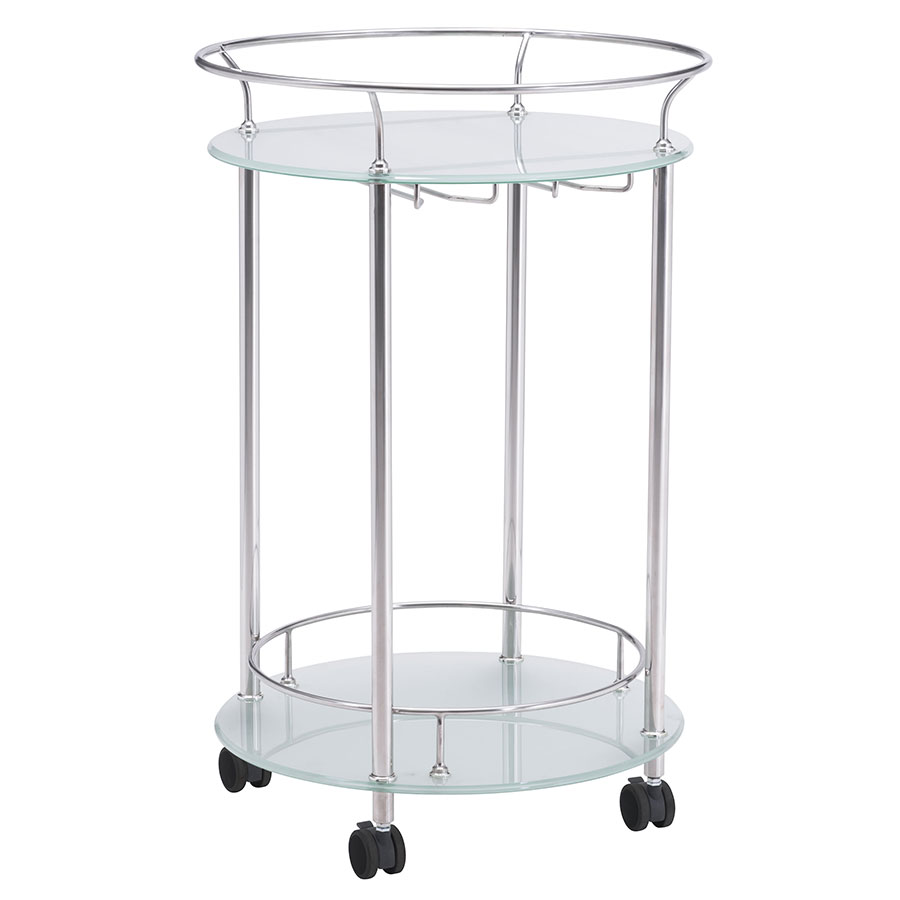 Pavel Modern Serving Cart