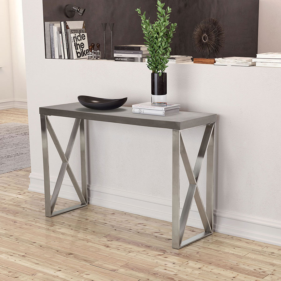 Paz Contemporary Console Table