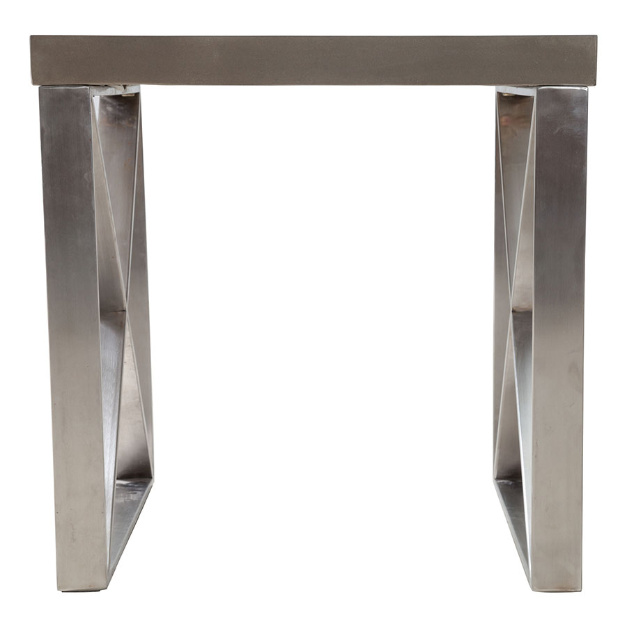 Paz Contemporary Side Table