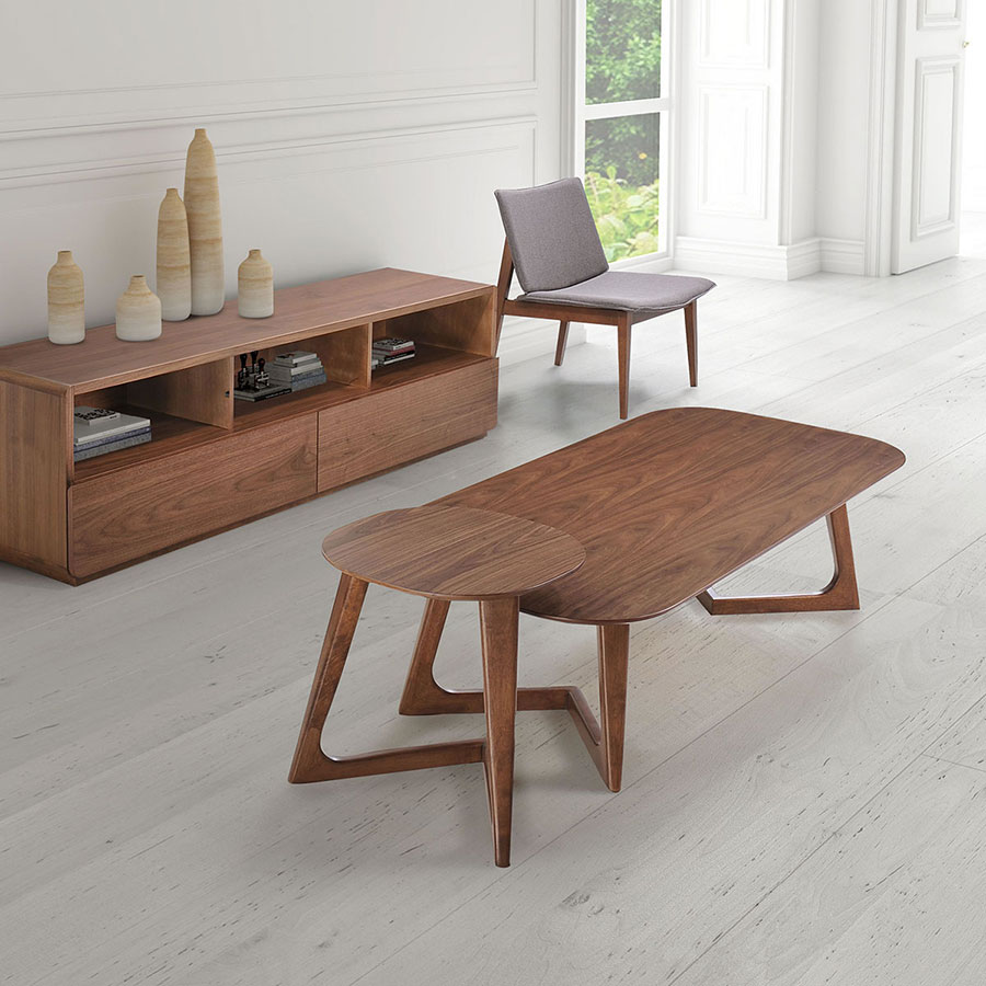 Perseus Contemporary Cocktail Table