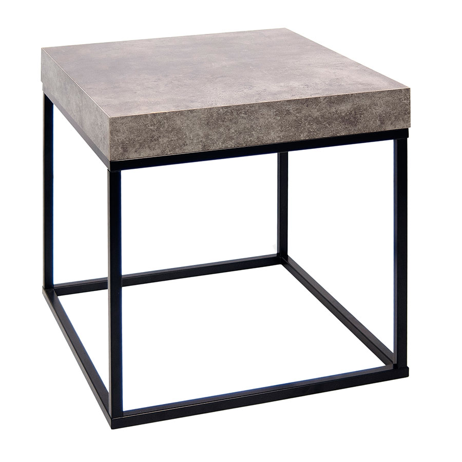 Petra Contemporary End Table