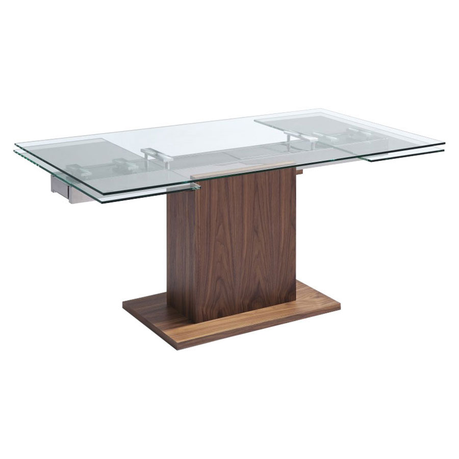 Ping Contemporary Extension Table Small