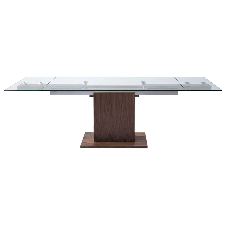 Ping Contemporary Extension Table Front