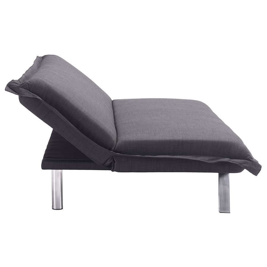 Ramon Graphite Modern Sleeper Sofa