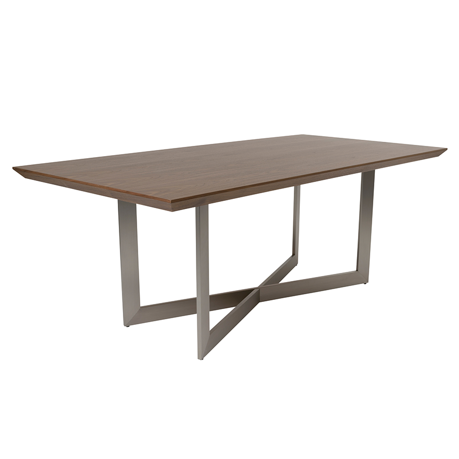 Modern dining tables rayden dining table eurway for Modern furniture table