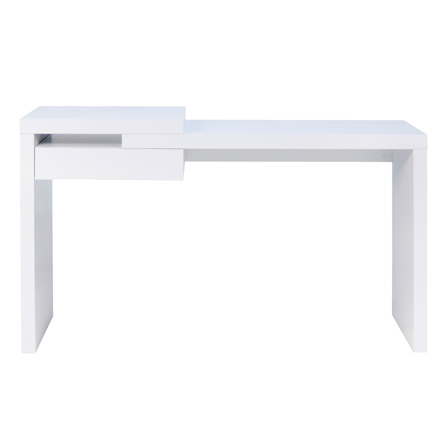 Reef Contemporary Desk Front