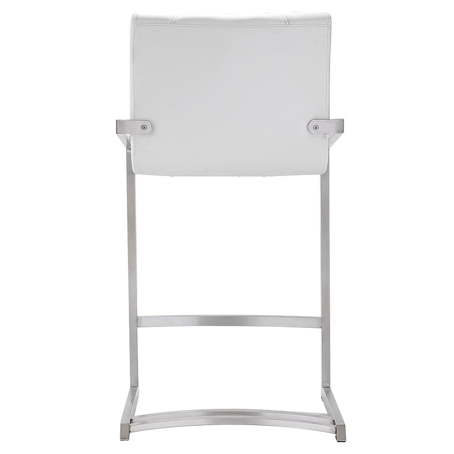 Modern Stools Renee White Counter Stool Eurway : renee counter stool white back from www.eurway.com size 900 x 900 png 88kB