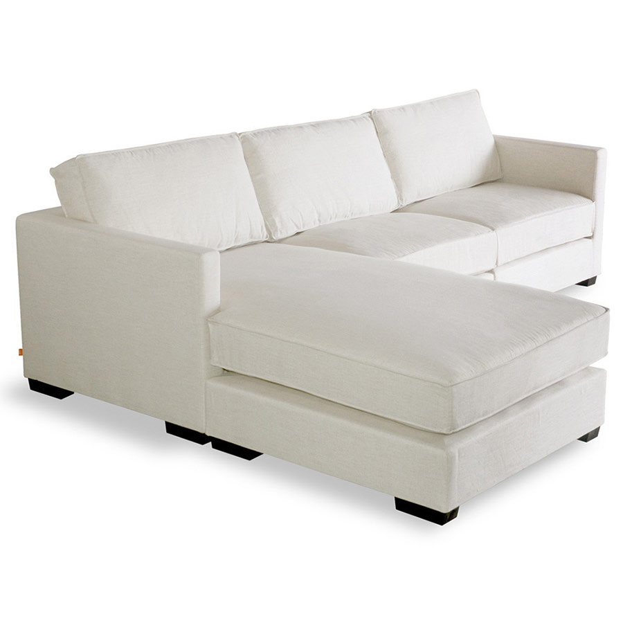 Richmond Contemporary Bi-Sectional in Cabana Hemp