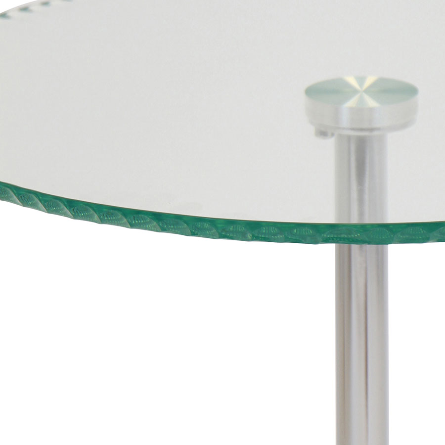 Rohan Modern End Table Edge Detail