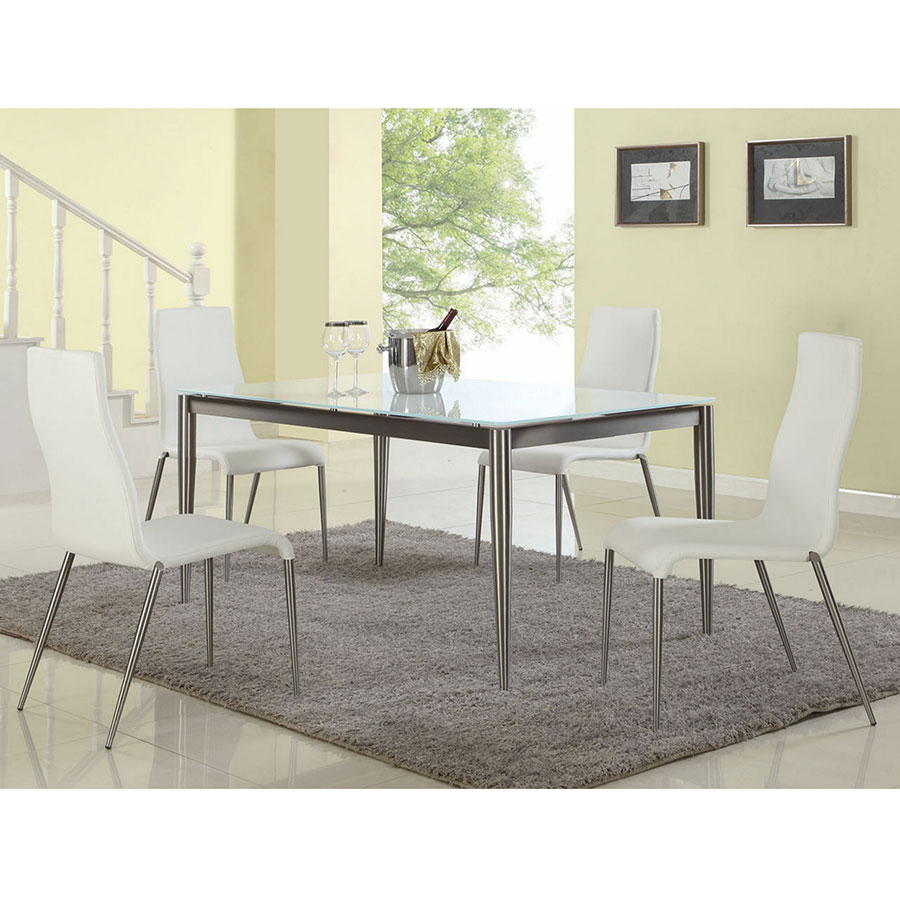 Rudy Contemporary Dining Table